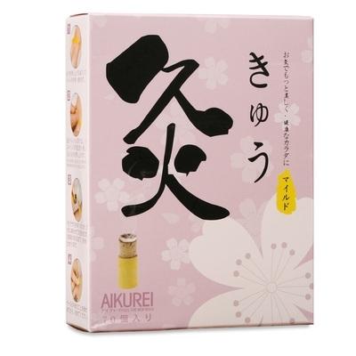 【抢】出口日本艾灸麦粒灸贴纸管灸贴小筒灸悬灸灸贴小艾柱贴70粒